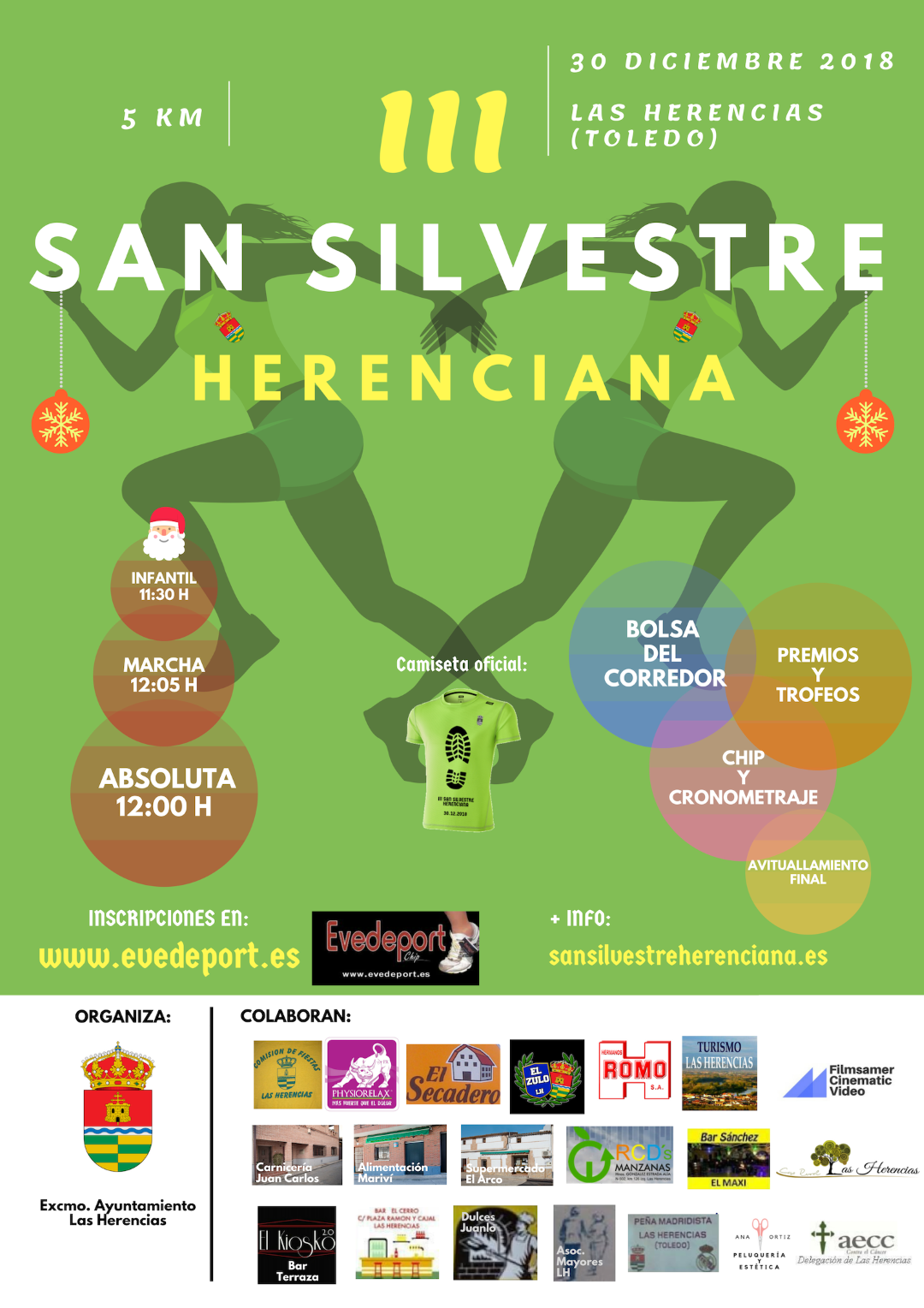 SAN SILVESTRE HERENCIANA 2018 Large